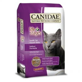Canidae (咖比)  Life Stages Indoor Adult Cat Food 室內貓配方 - 雞肉、羊、魚肉、火雞肉 15lb