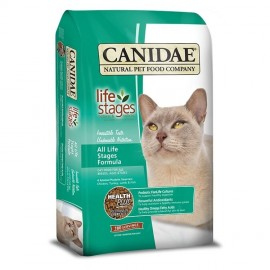Canidae (咖比)  All Life Stages Cat Food Made With 原味配方 (雞, 火雞, 羊肉, 魚) 全貓糧  15lb