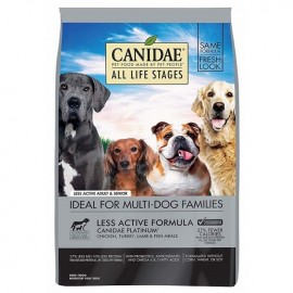 Canidae (咖比) ALL LIFE STAGES - Less Active 高齡犬及體重控制配方狗乾糧 (5lb)