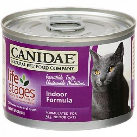 Canidae (咖比) Life Stages 室內貓配方貓罐頭 (5.5 oz)
