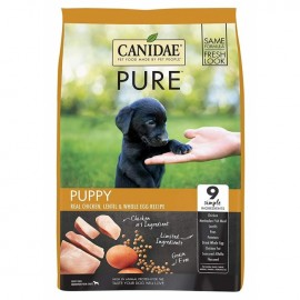 Canidae (咖比) Grain Free  PURE - Puppy 無榖物 幼犬配方乾糧  24lb