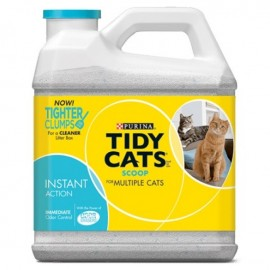 Tidy Cats (普瑞納) Cat Litter - Immediate Odor Control 加倍香味貓砂 (14lb)