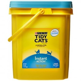 Tidy Cats (普瑞納) Cat Litter - Immediate Odor Control 加倍香味貓砂 (35bs)